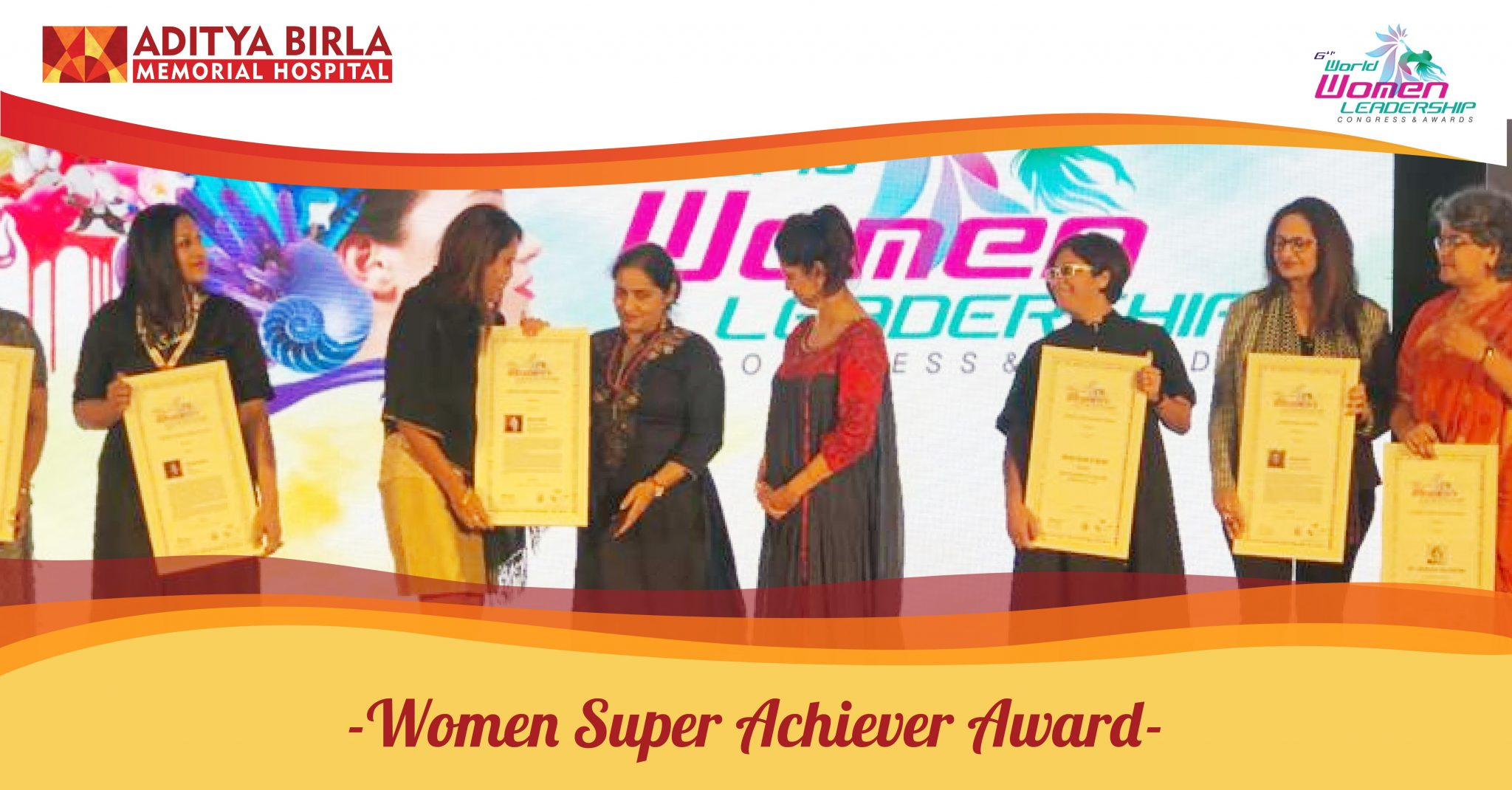 Woman Super Achiever Award