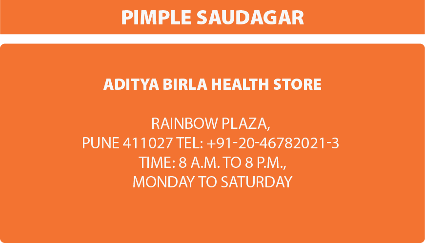 Aditya Birla Health Store | Best Hospital in Chinchwad Pune